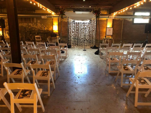 Wedding Event Setup